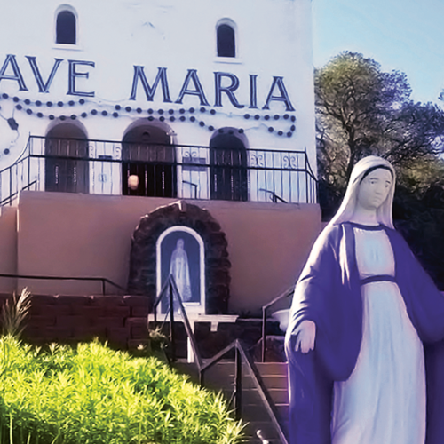 Ave Maria Shrine