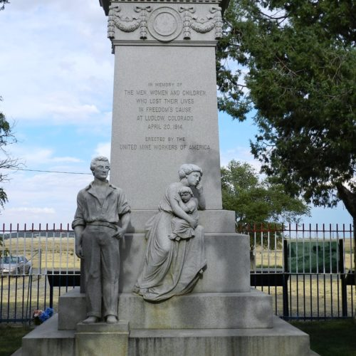 Image of Ludlow Monument