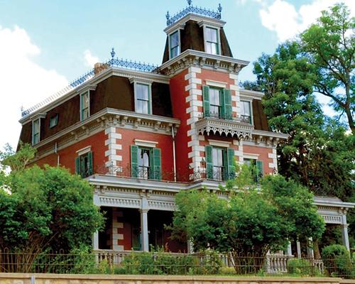 Historic Trinidad house