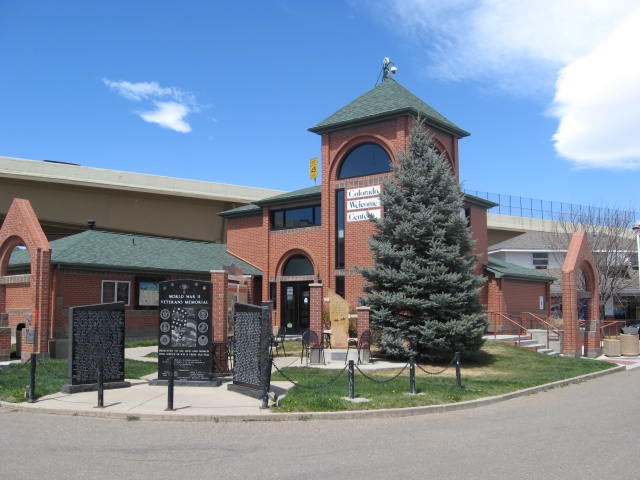 Image of the Colorado Welcome Center