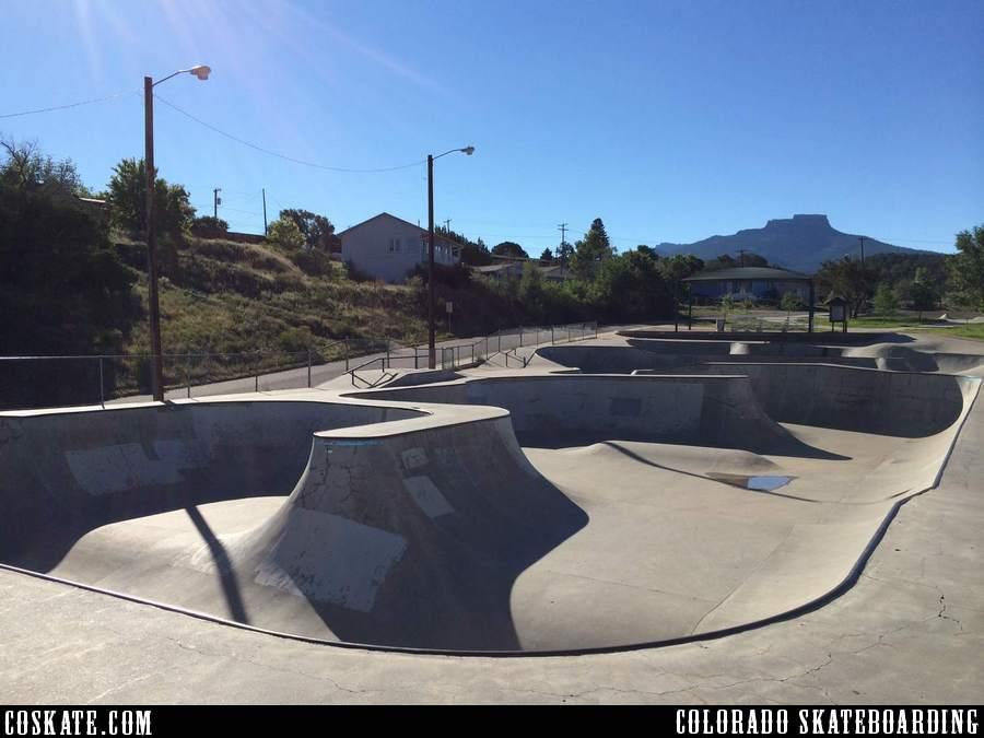 Image of skate park