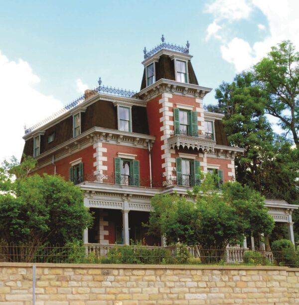 Image of Bloom Mansion in Trinidad, Colorado
