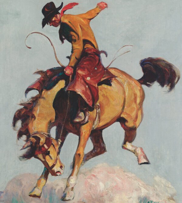 Image of an A.R. Mitchell painting